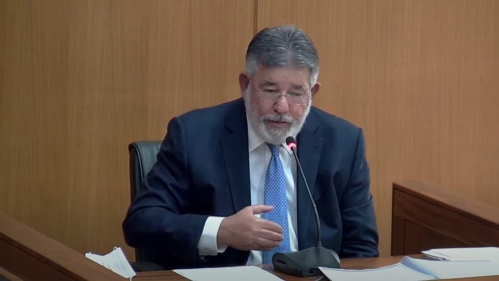 Víctor Díaz Rúa truena contra el Ministerio Público; dice habla mentiras a la prensa