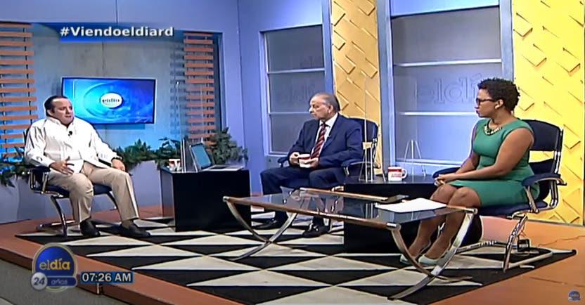 Entrevista a José Paliza en el programa El Día