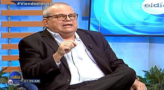 Entrevista a Alfonso Quiñones en el programa El Día