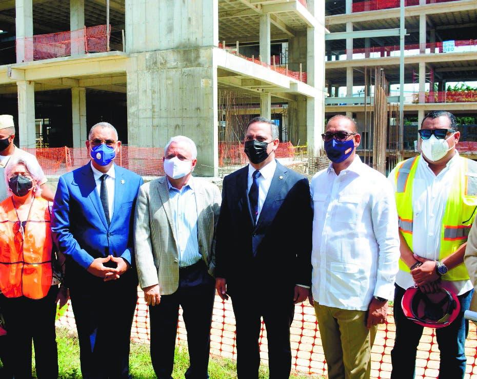 Palacio Justicia SD estaría listo en 2022