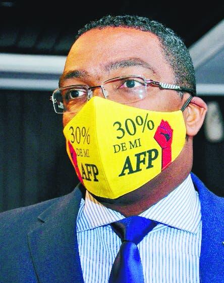 Diputado Pedro Botello convoca a marcha por el 30% de las AFP