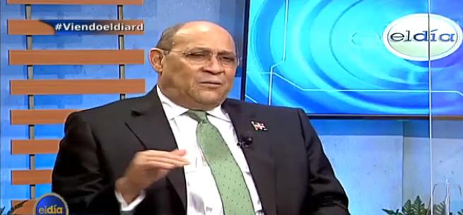 Entrevista a Rafael Santos en el programa El Día
