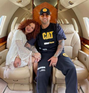 Wisin y su esposa esperan su cuarto hijo