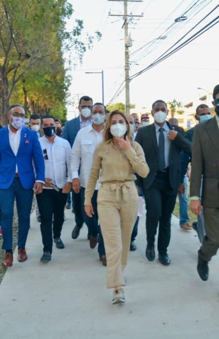 Ayuntamiento concluye  restauración en  Boulevard  Honduras