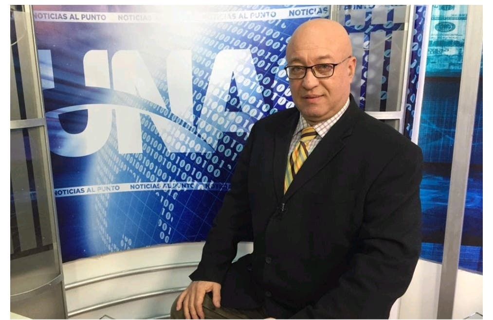Periodista Carlos Benoit, nuevo director de prensa de Luna TV