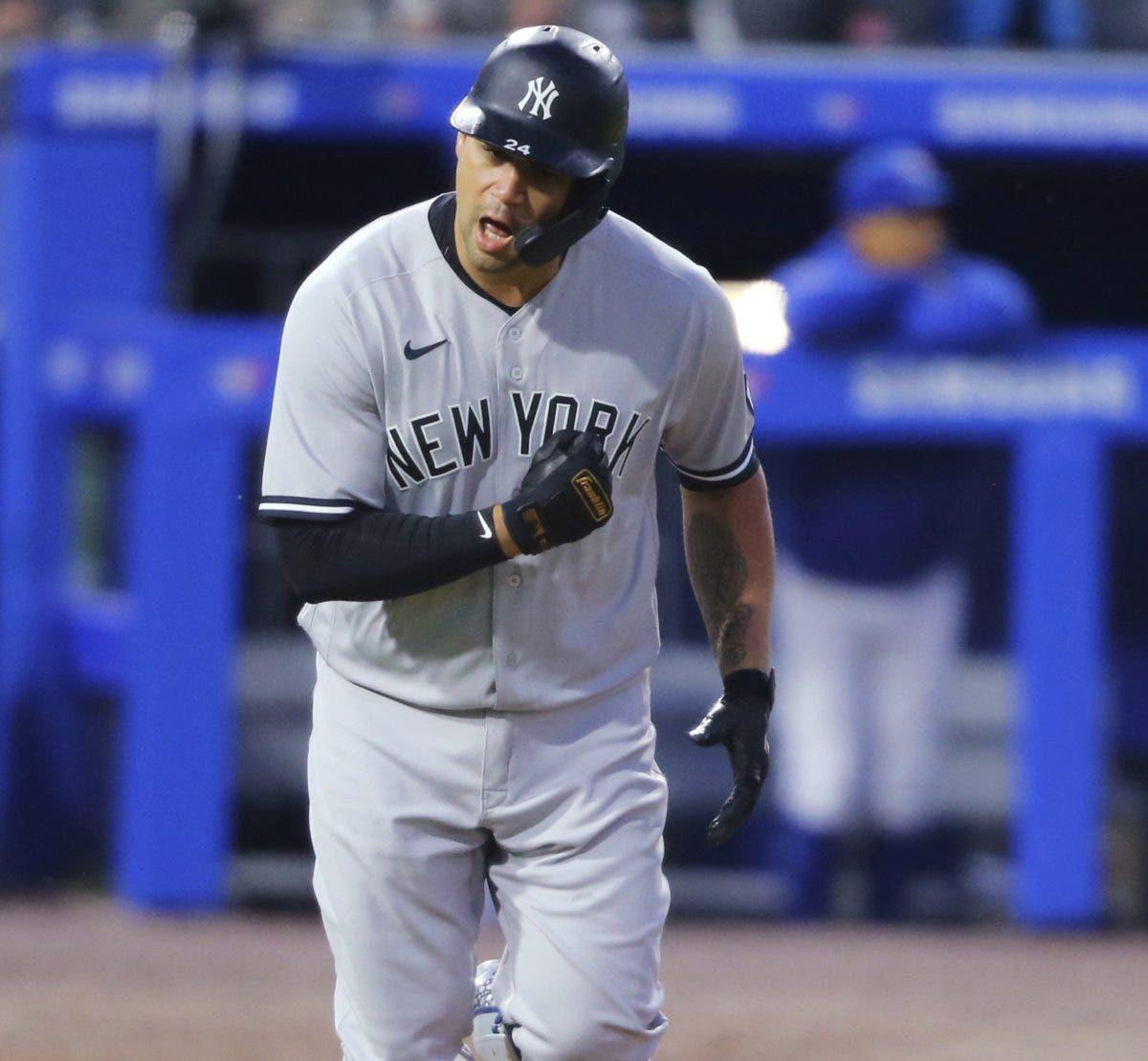 ¡Revive su bate! Gary Sánchez rescata a los Yankees