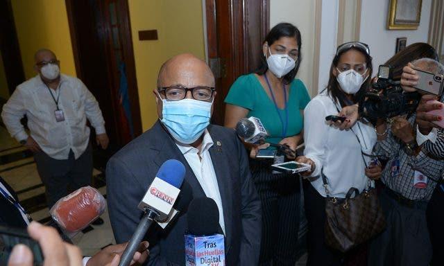 Suspenden labores legislativas en Cámara de Diputados; hay cerca de 100 casos COVID