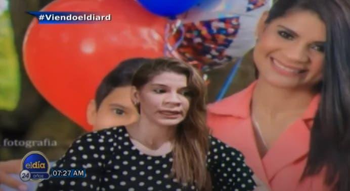 Entrevista a Dahiana Pepen en el programa El Día