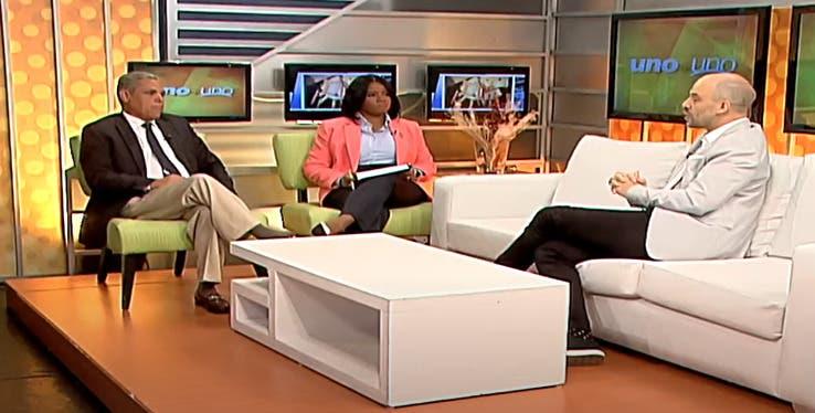 Entrevista a Matías Bosch en el programa Uno + Uno