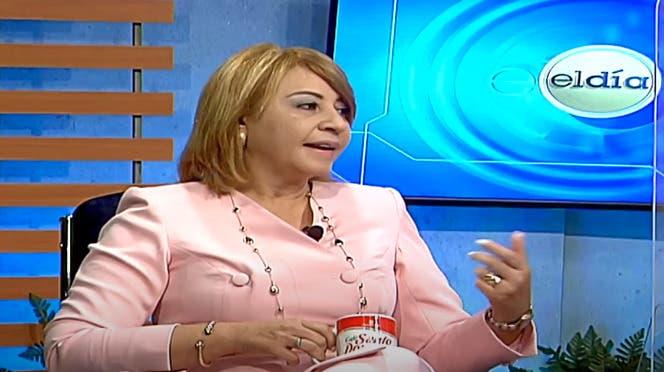 Entrevista a Rosanna Ruiz en el programa El Día