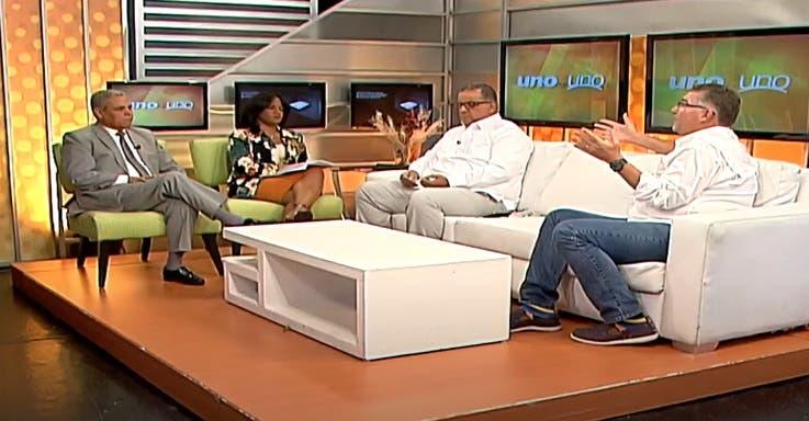 Entrevista a Eric Rivero en el programa Uno + Uno