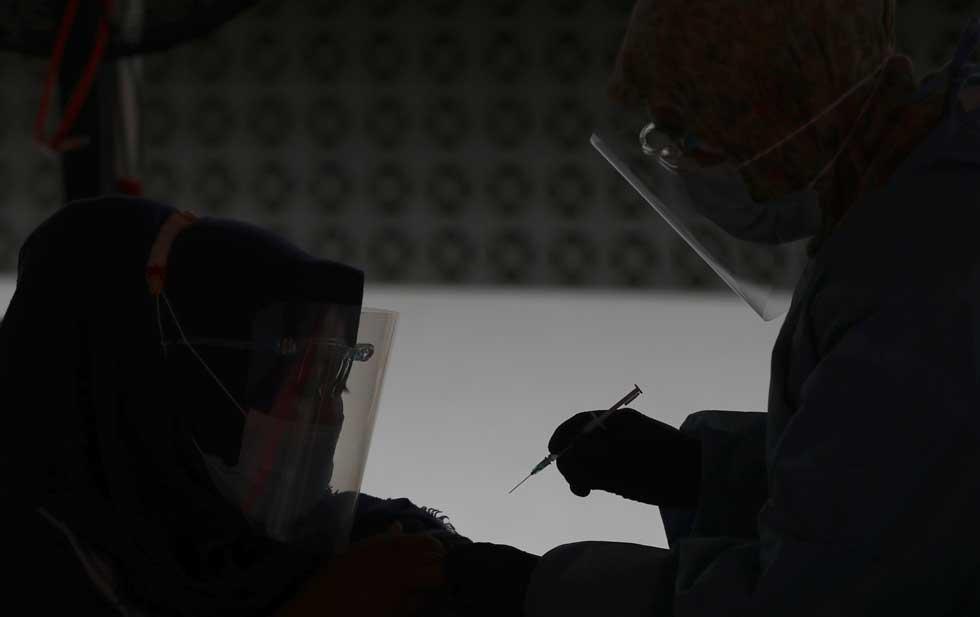 Médicos en Omán detectan una infección micótica potencialmente letal en algunos enfermos con COVID-19