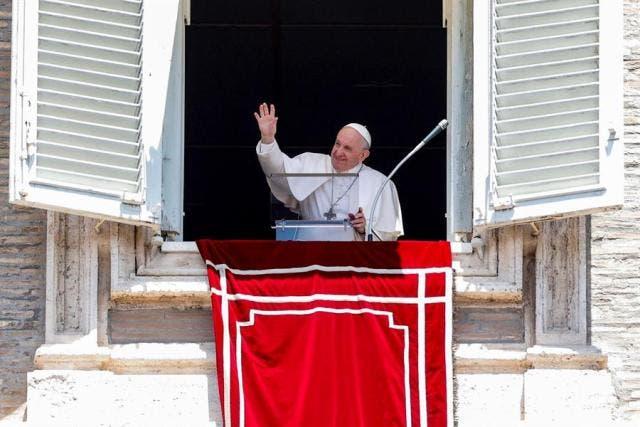 El papa pide no juzgar las vida de los demás
