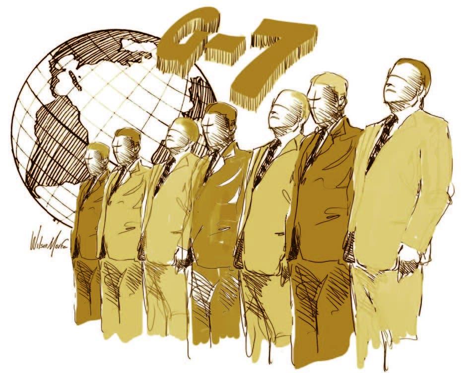 Lo que se aprobó en la reunión del G-7 que conviene a nuestro país