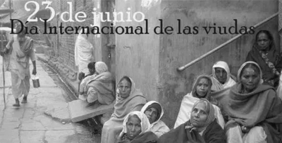 Día Internacional de las Viudas: olvidadas y discriminadas, la condena para millones de ellas
