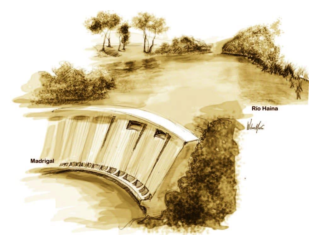 Desempolvando la presa de Madrigal o de Haina