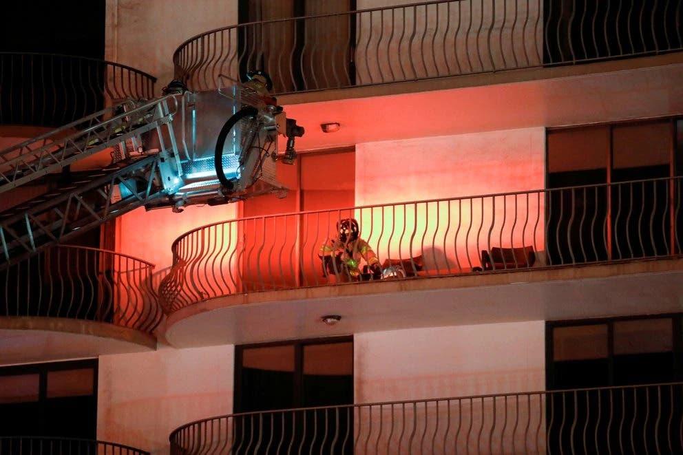 Al menos 22 latinoamericanos entre los desaparecidos tras el derrumbe del edificio en Miami