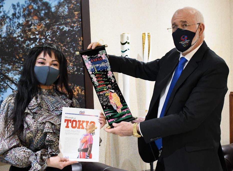 Presidente COD espera buena actuación Tokio