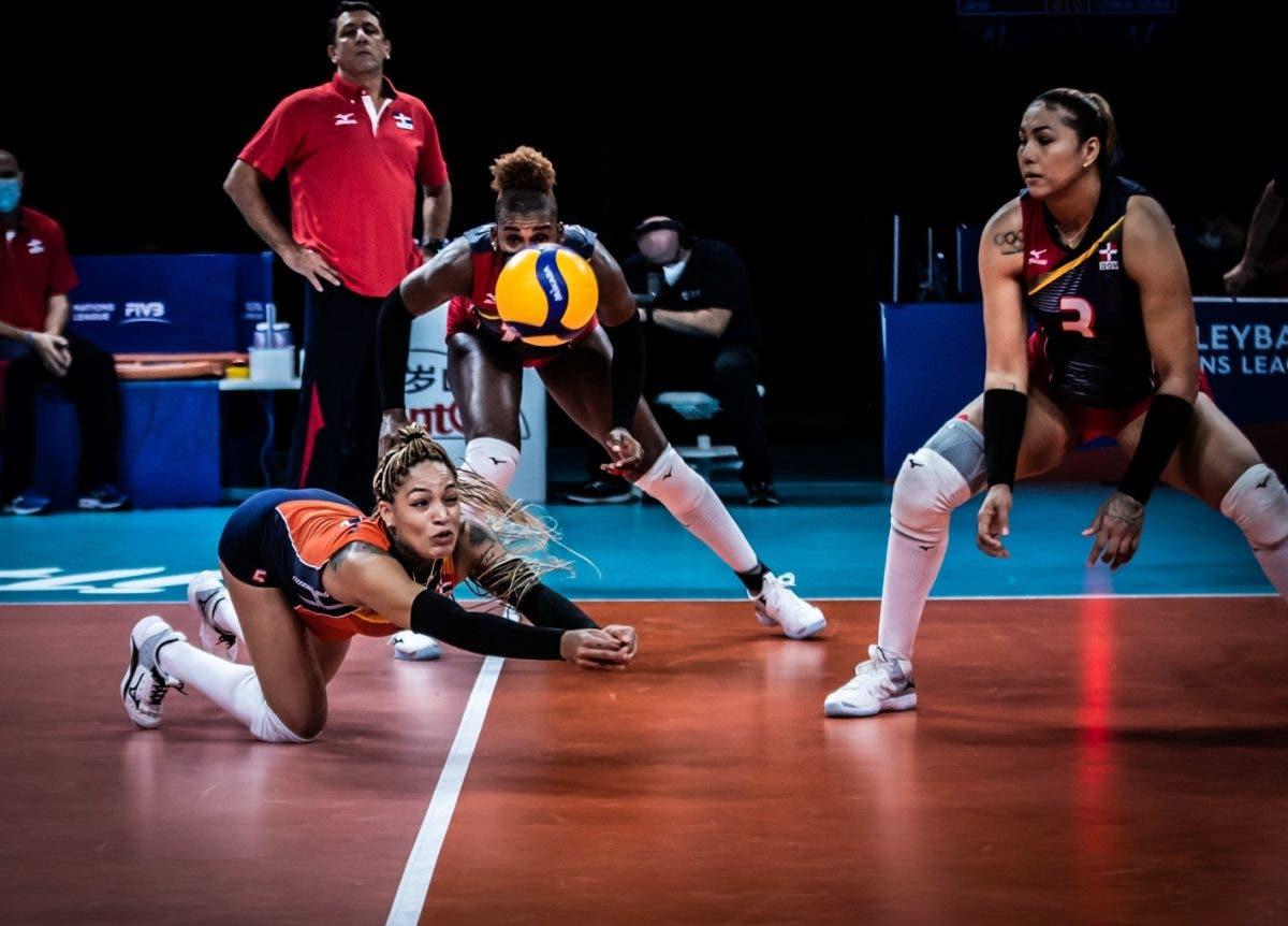 Reinas del Caribe logran buena actuación en Liga de Naciones