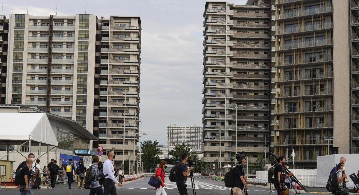 Villas de los Juegos Tokio serán diferentes