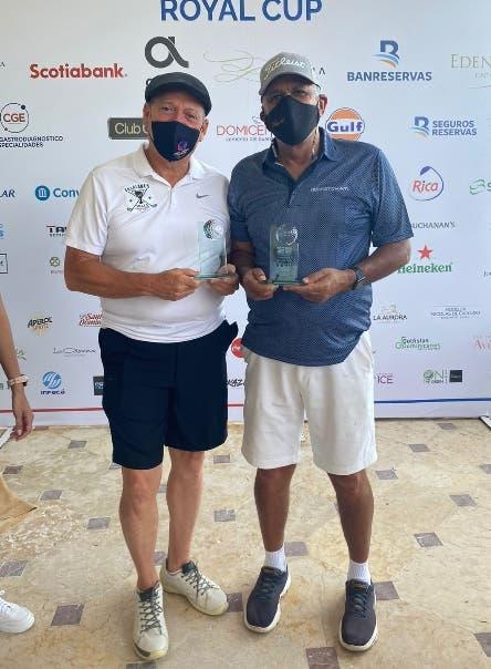 Pérez Freixas y Morales ganan torneo  golf