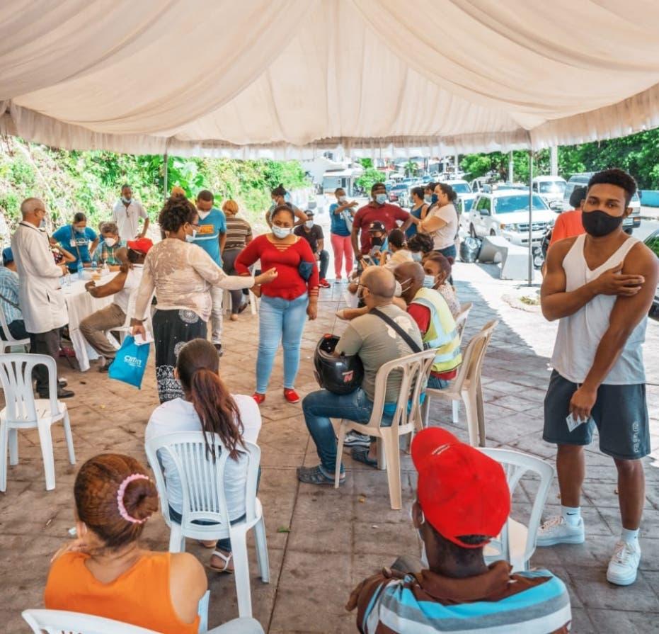 En República Dominicana, dos millones de personas han completado vacunación
