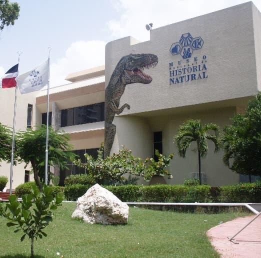 BIENVENIDOS AL MUSEO DE HISTORIA NATURAL