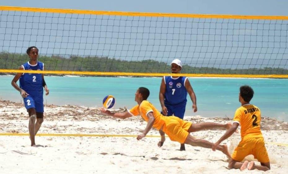 Inicia hoy voleibol playa Norceca