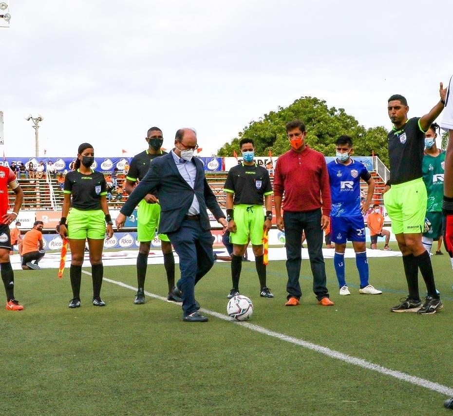 Atlético Vega Real y Cibao FC se miden hoy en jornada LDF
