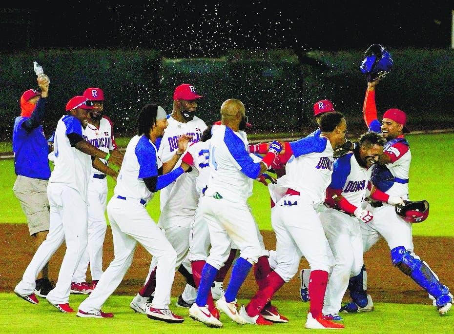 Béisbol RD a un paso de los Juegos Olímpicos de Tokio