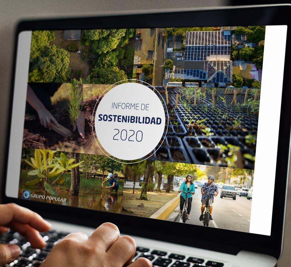Grupo Popular lanza Informe Sostenibilidad estándar GRI