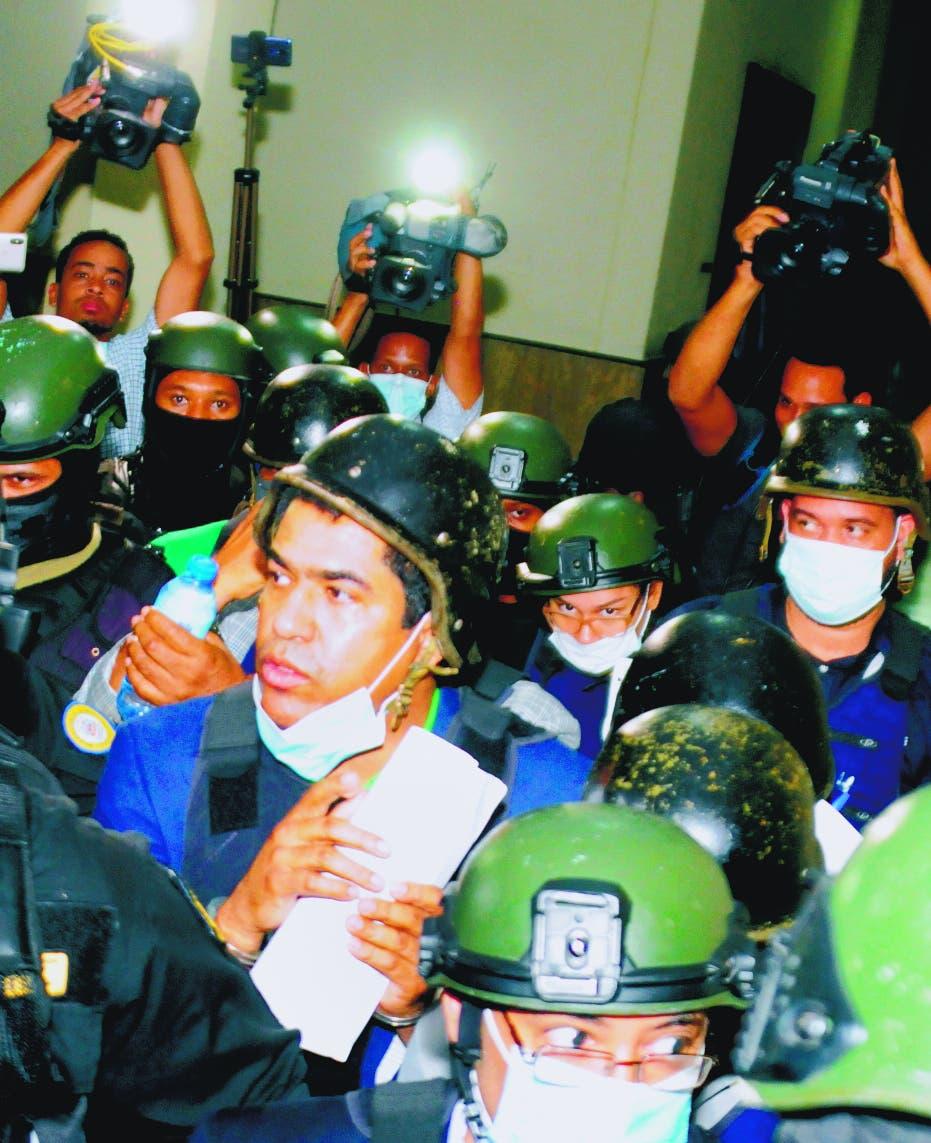 Tribunal decide esta tarde la suerte de acusados de fraude en Lotería Nacional