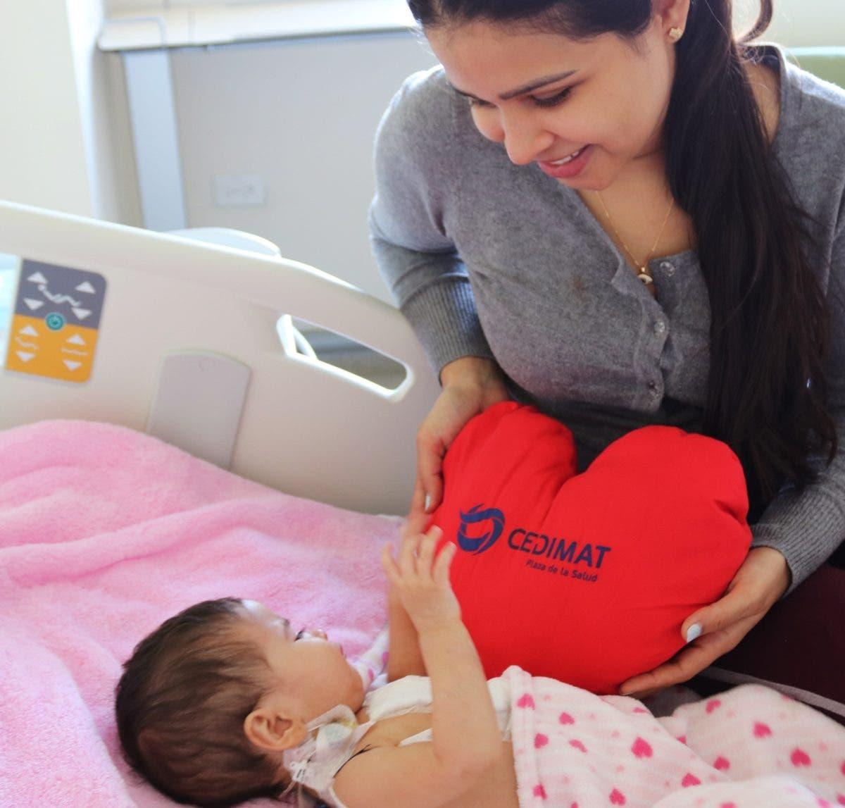 Embajadora de esperanza para niños cardiópatas