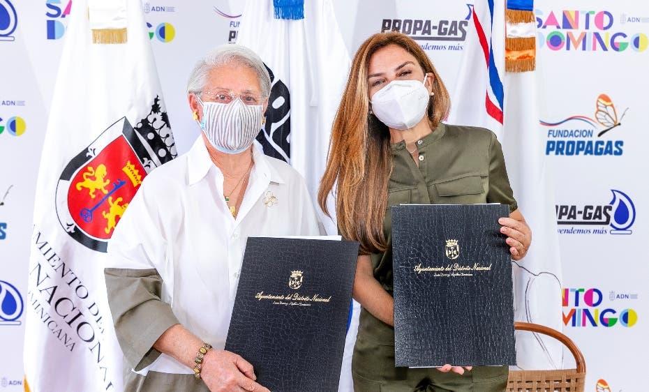 Acuerdo para mejorar Mirador Sur