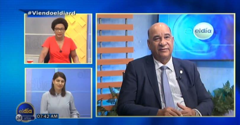 Entrevista a Bautista Rojas Gómez  en el programa El Día