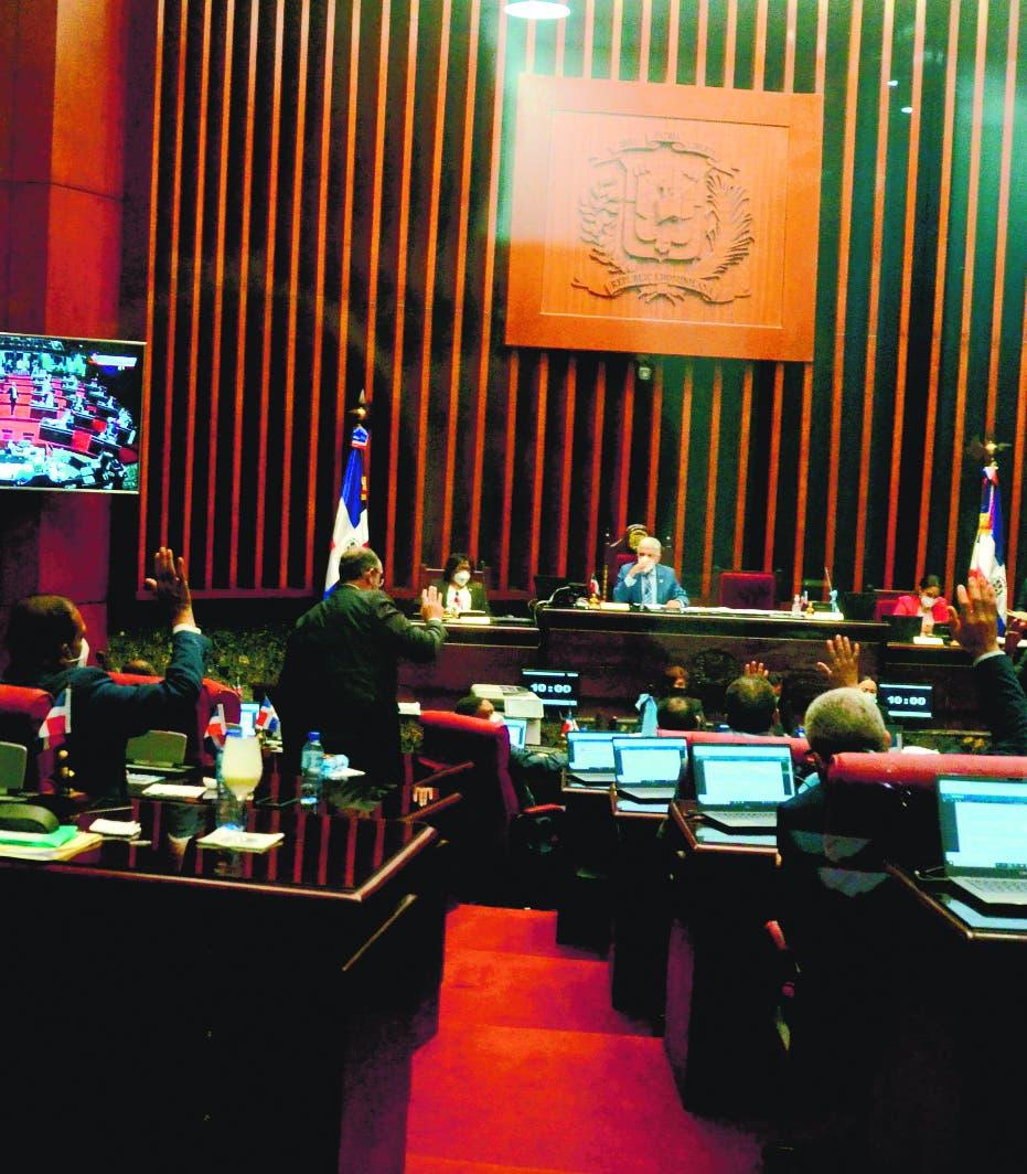 Senado aprueba otros 45 días estado de emergencia nacional