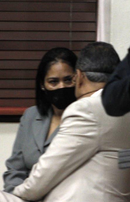 Pastora Rossy Guzmán seguirá en Najayo por el caso Coral