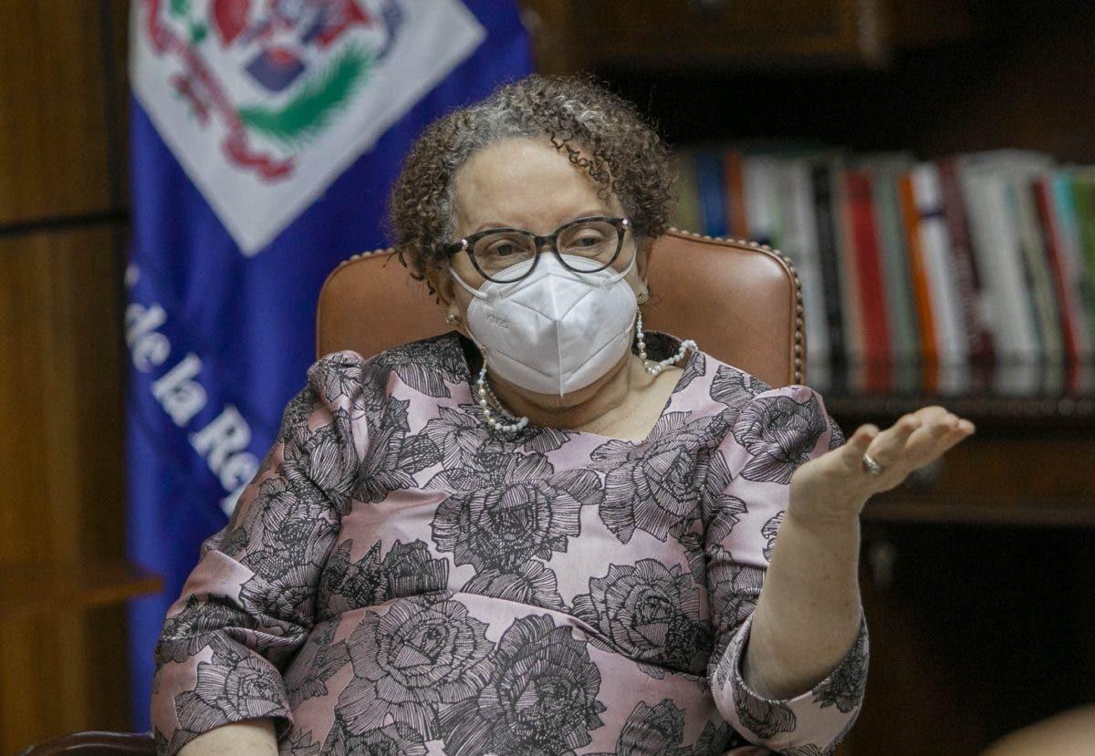 Trasciende recomendaciones de Miriam Germán ignoradas por comisión Código Penal
