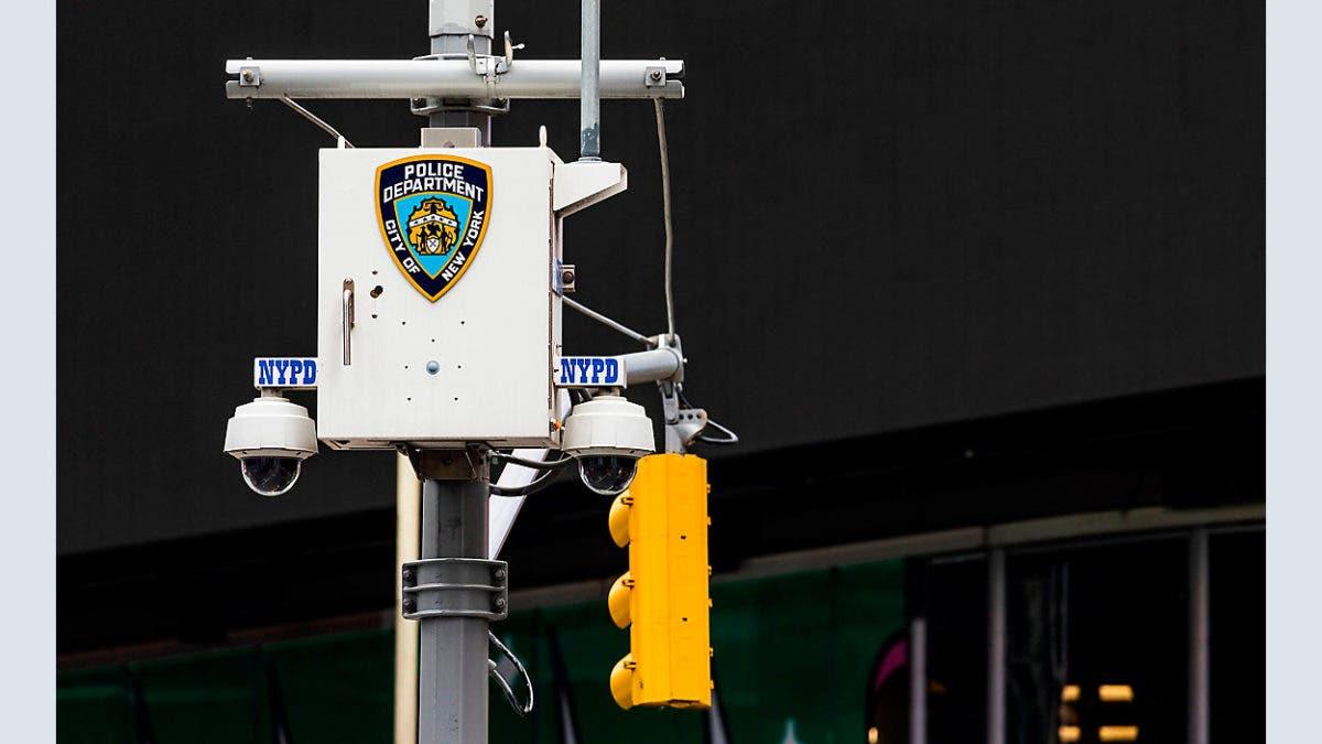 Nueva York, donde «el Gran Hermano» vigila con 15.000 cámaras, según AI