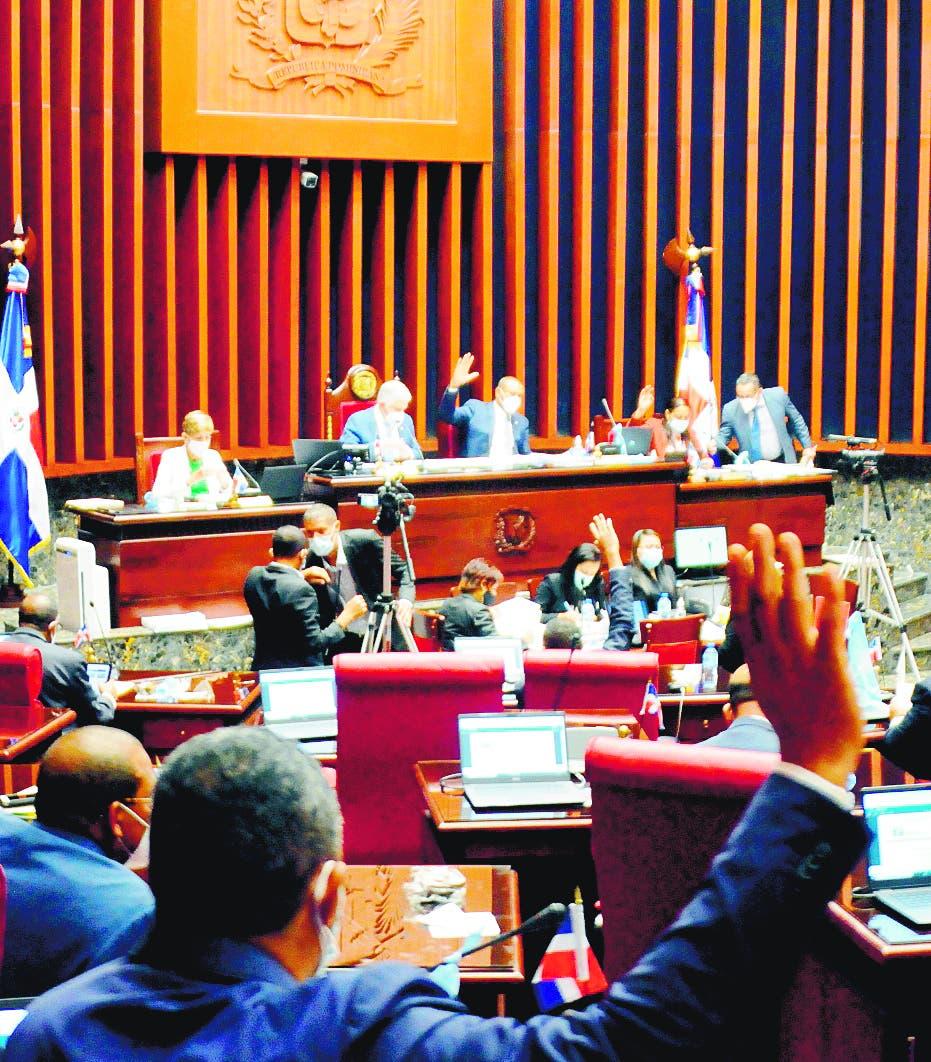 Senado aprueba proyecto para educar contra drogas ilícitas