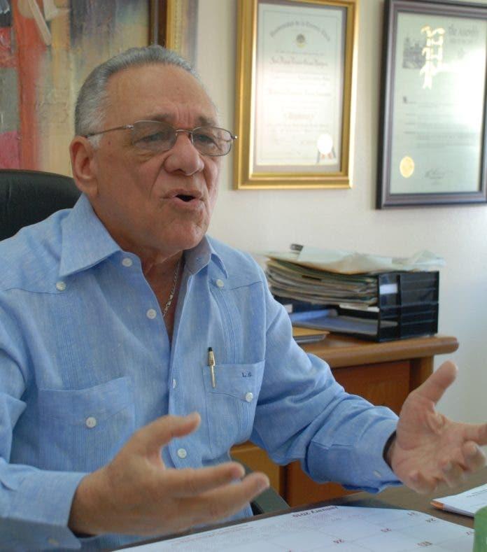Leandro Guzmán Rodriguez, activista y luchador por los mejores intereses de la nación.