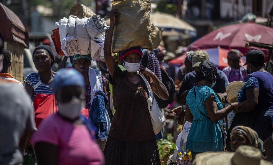 El 46 % de haitianos está en situación de inseguridad alimentaria