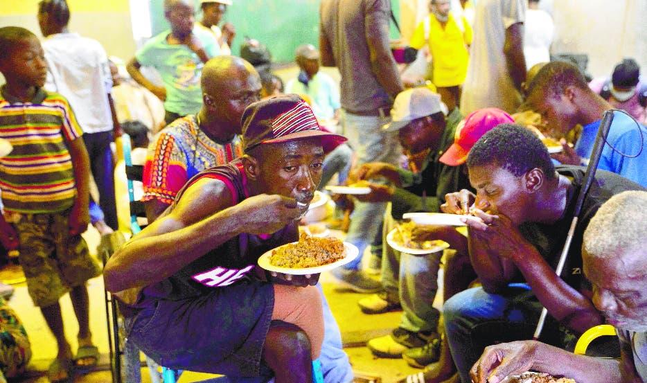 Haití asistirá desplazados país
