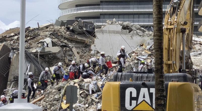 ¿De qué forma ayuda la tecnología a rescatistas en Miami?