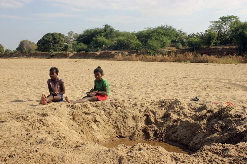 ONU: sequías empujan a 400.000 a la hambruna en Madagascar