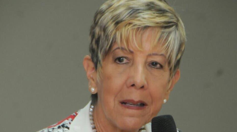 Ginette Bournigal condena método de protesta de Pedro Botello para reclamar entrega 30% fondos AFP
