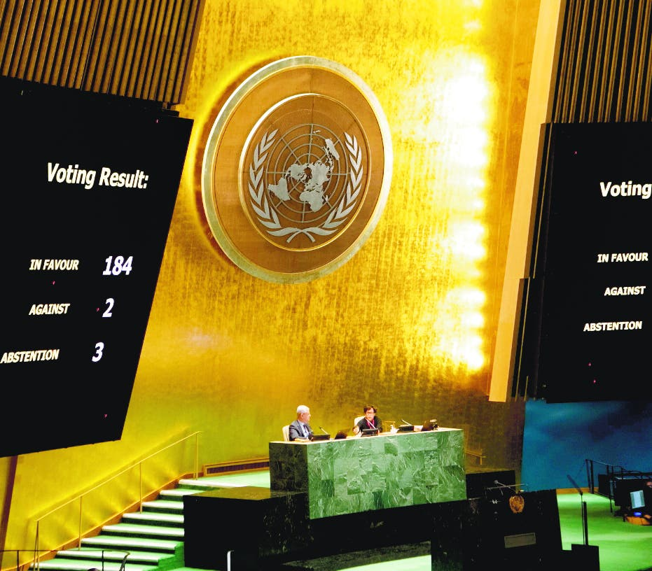 """El mundo vuelve a pedir el fin  embargo Cuba, EU dice """"no»"""