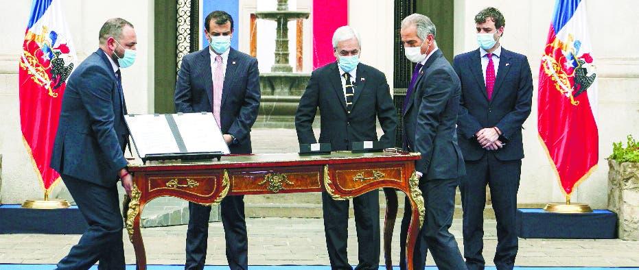 Chile empezará escribir nueva constitución 4 de julio