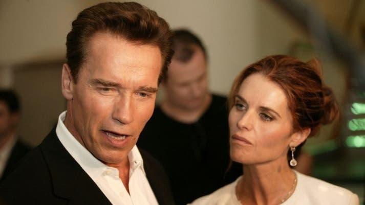 Arnold Schwarzenegger y María Shriver casi por finalizar divorcio 10 años después de separarse
