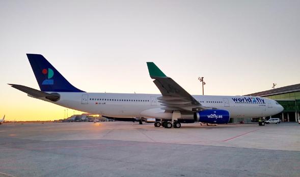 Aerolínea española World2Fly inicia operaciones con vuelo a Punta Cana